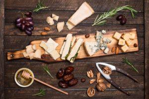 Le plateau de fromages, l'incontournable d'un repas raffiné