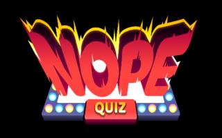 Synonyme de danopantin du Nope Quiz