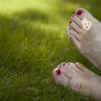 Bien soigner les pieds et les jambes