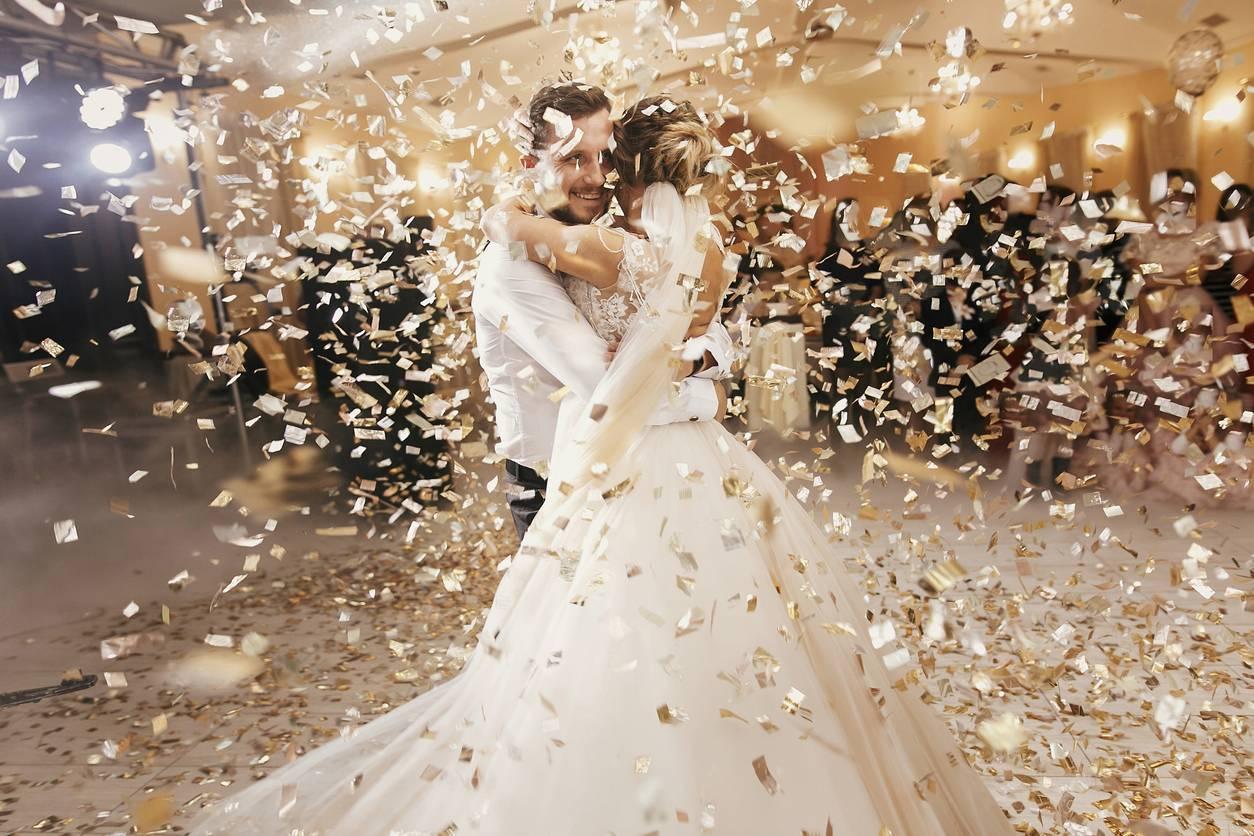 Le business du mariage reste toujours aussi florissant