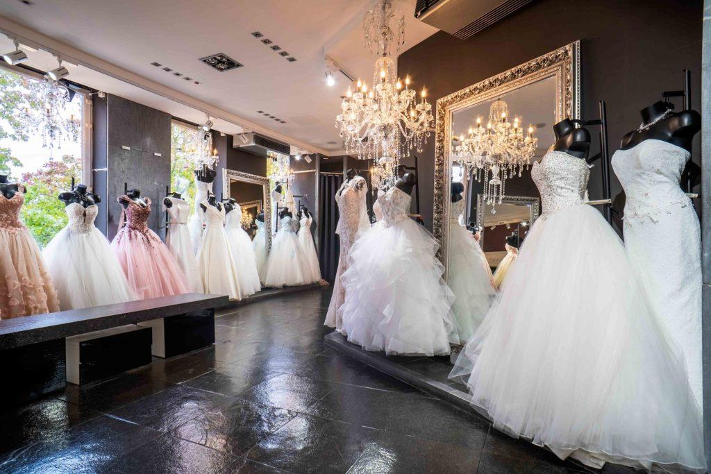 boutique robe de marié