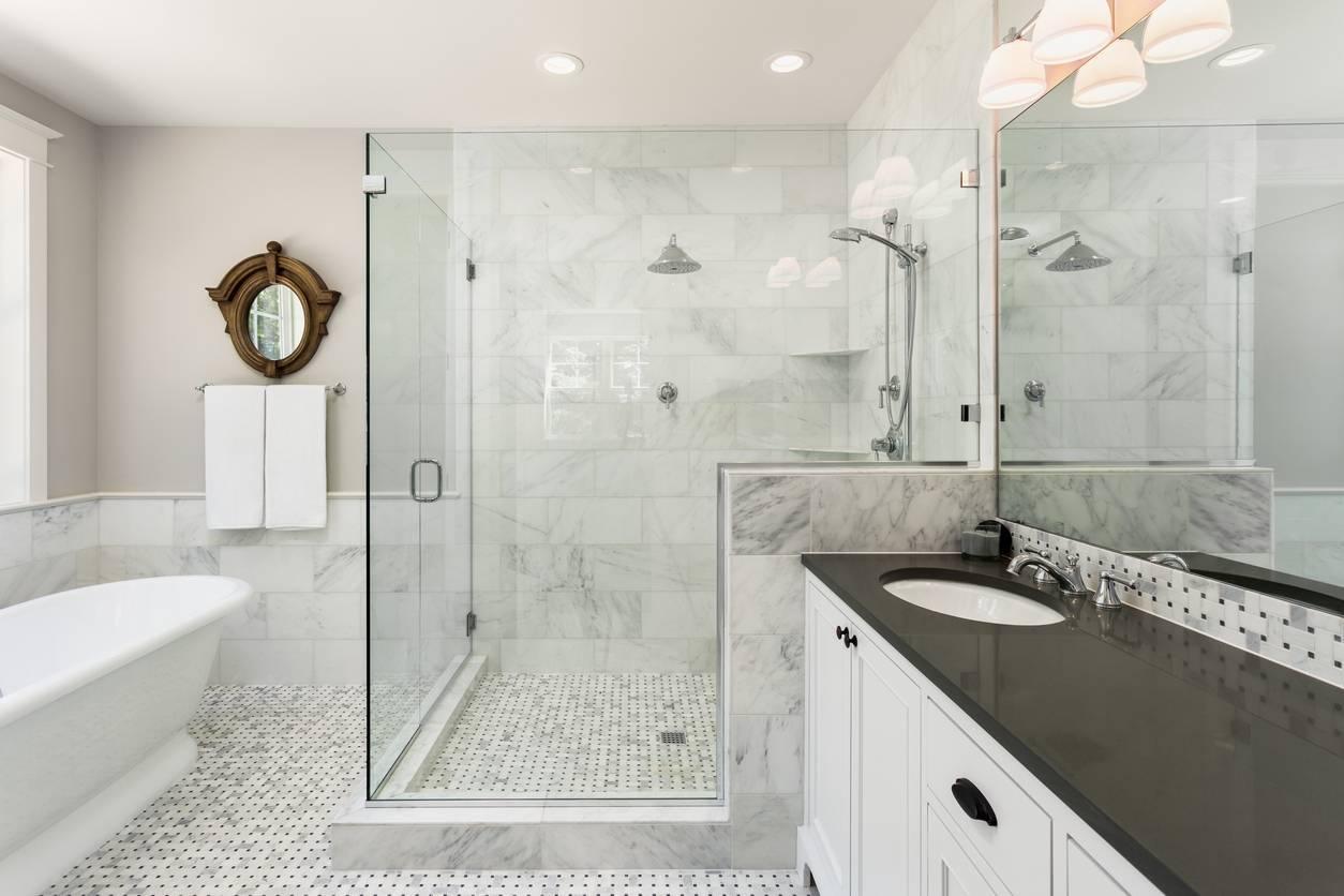 éclairage salle de bain luminaire