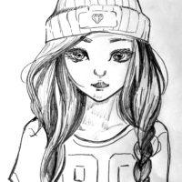 Top 10 des dessins de fille en vidéo