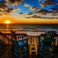 Créer une ambiance romantique dans une résidence en bord de mer