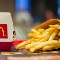 Calories chez McDo : tableau récapitulatif
