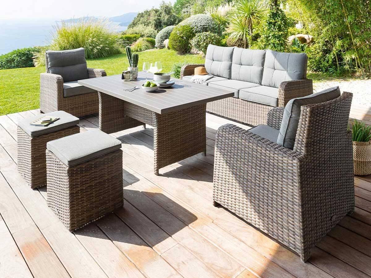 table jardin extérieur