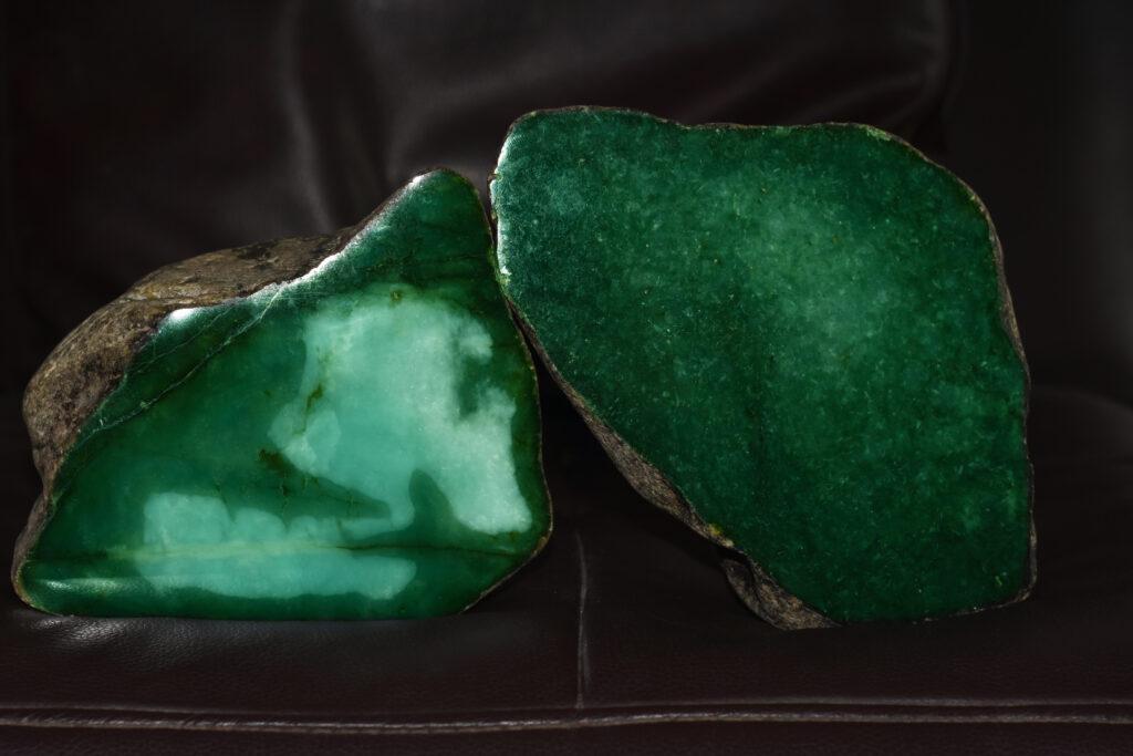pierres de jade