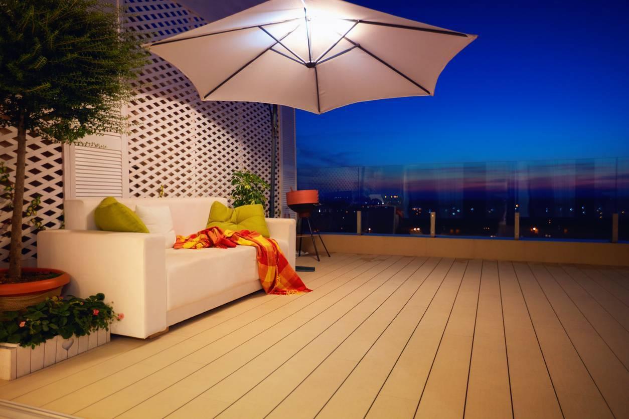 aménagements astucieux pour un pool house