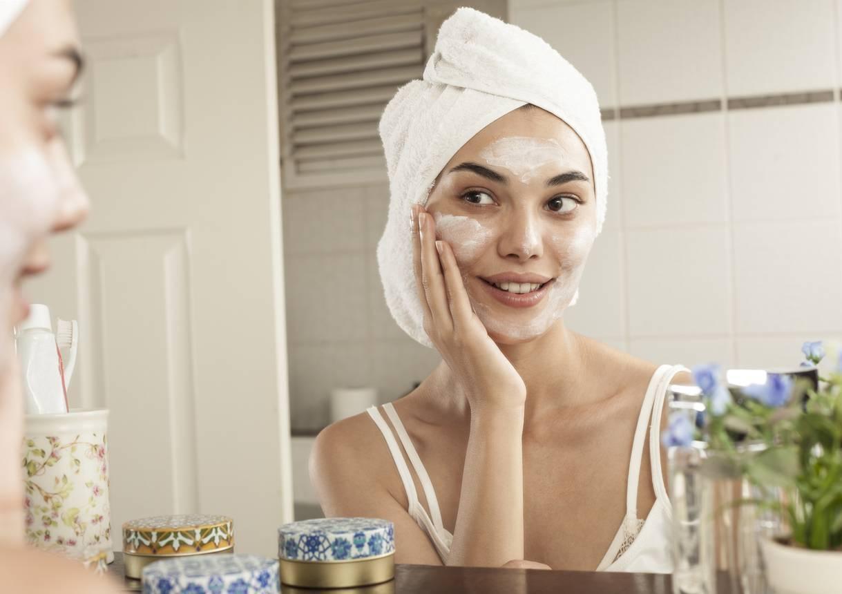 crème soin beauté sérum vitamine C visage