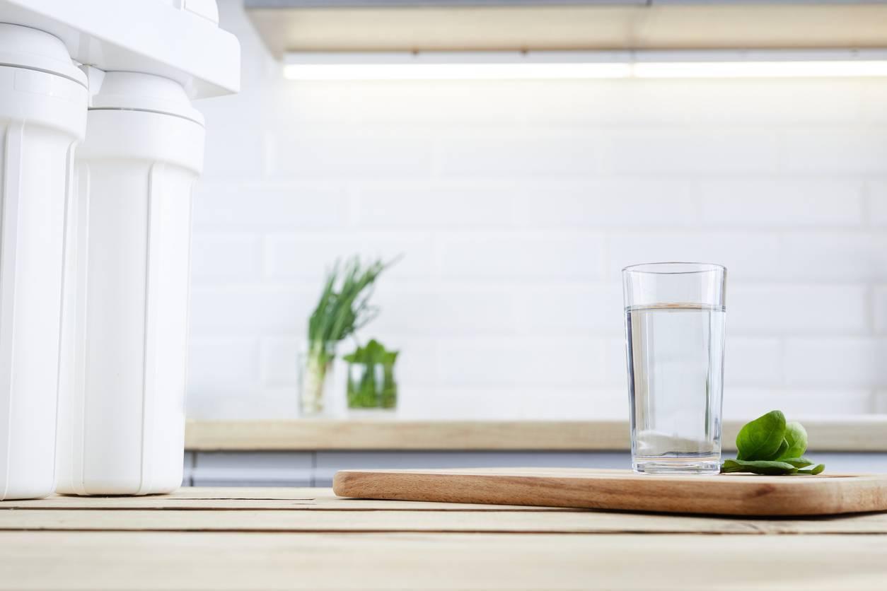 eau osmosée osmoseur